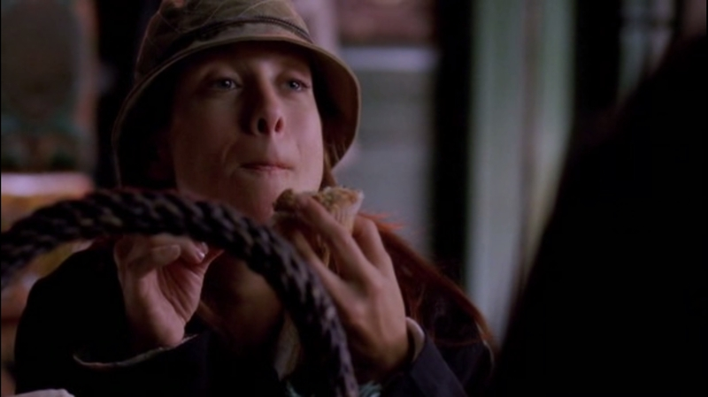 Addison eating Izzie's muffins was absolutely the best.