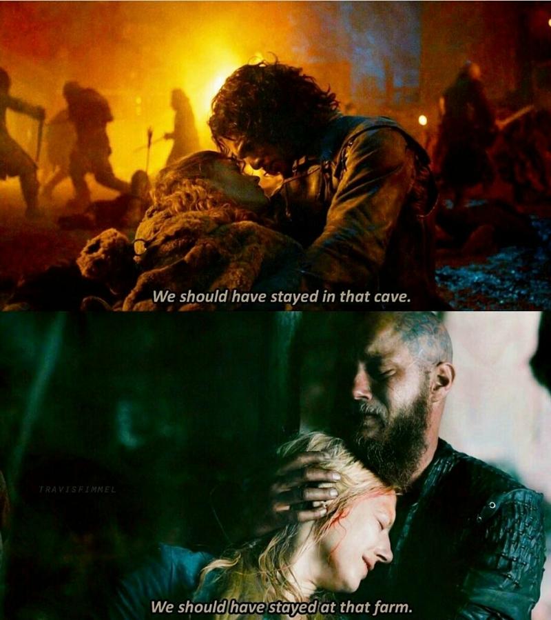 Game of Thrones & Vikings