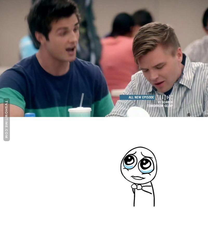 Matty: *abbraccia Jake* Matty: e io ti amo, cazzo! Matty: *bacia Jake sulla fronte* Adoro la loro amicizia 😍