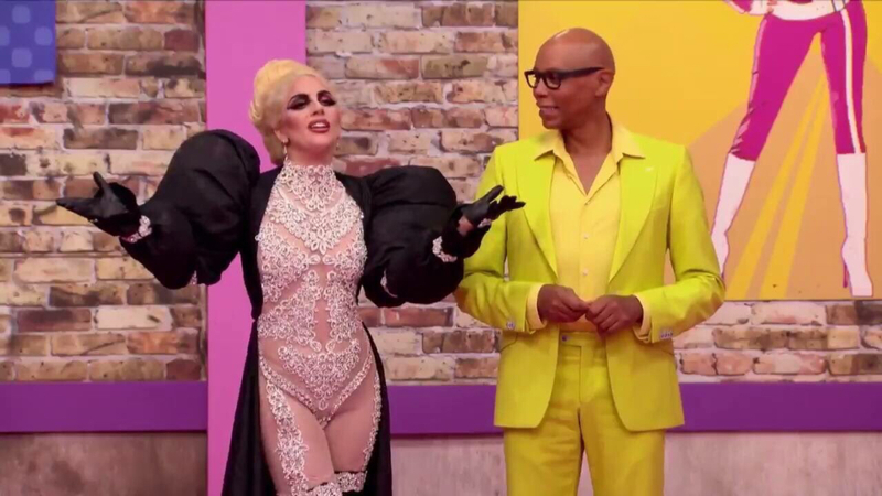 Gaga is going to be a guest judge!!!
