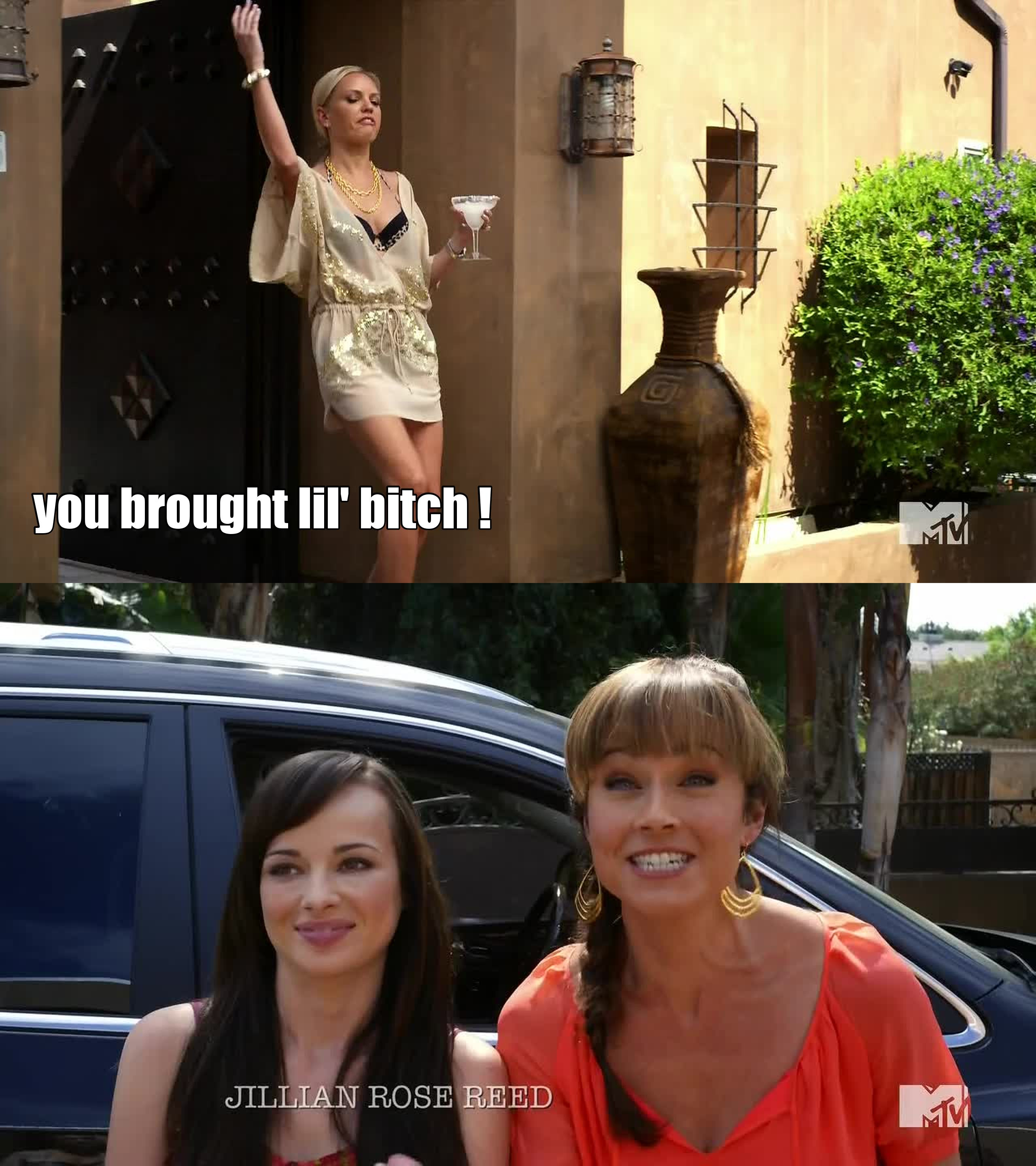 jenna's mom and her friend are hilarious xD!!