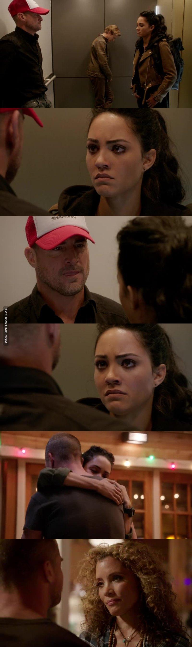 Amei esse episódio!  Eles finalmente falaram mais sobre a mãe da Riley!👍 A cena do elevador foi a melhor!😱💘 Riley e Jack! 😊 😘 💙 💜