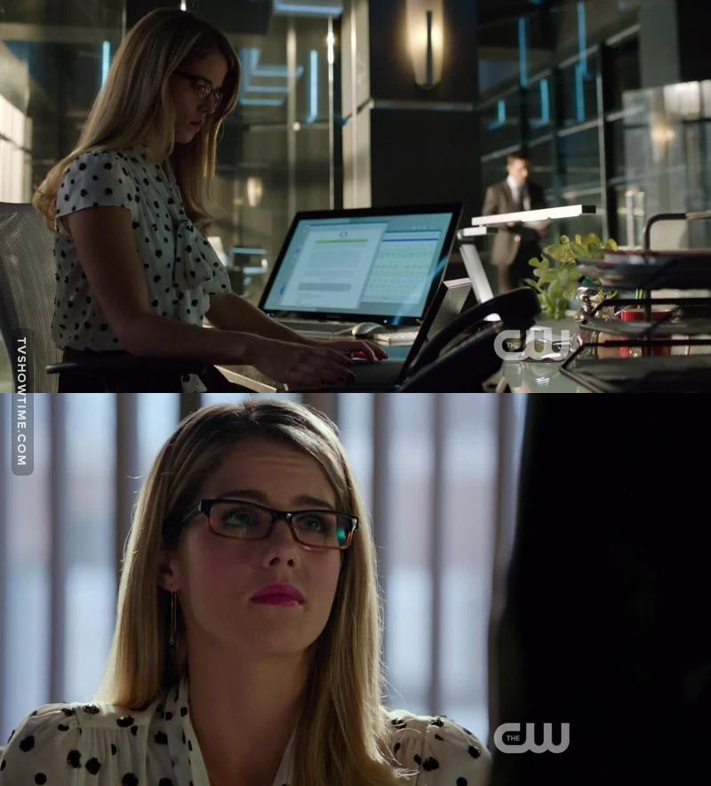 She's so sweet😍  Oliver stop hurting her feelings