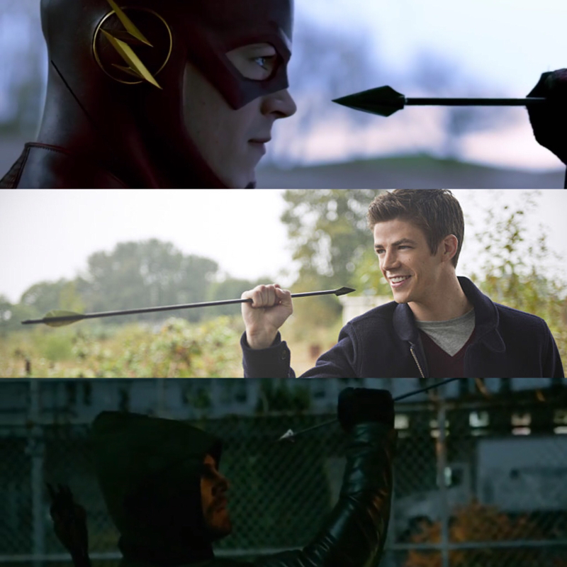 That was a catch even future Barry would be impressed with.