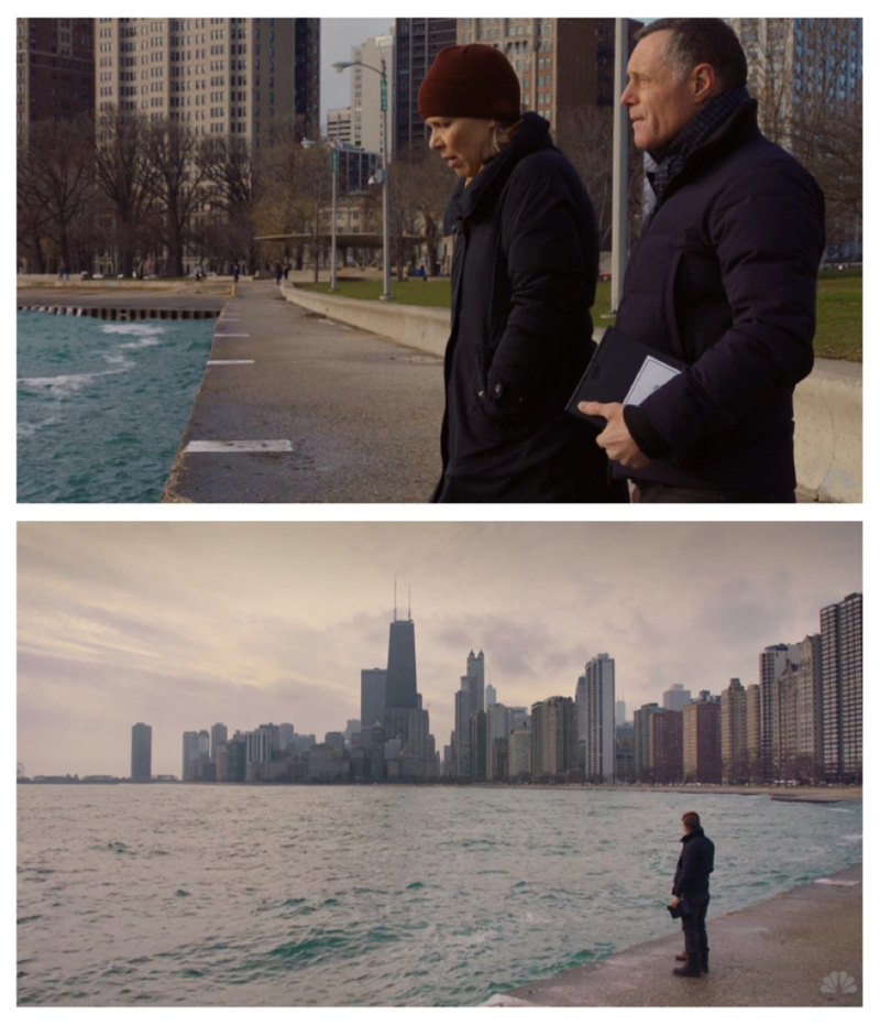 Man I love my city... and those heartfelt moments are what I love about Chicago PD.
