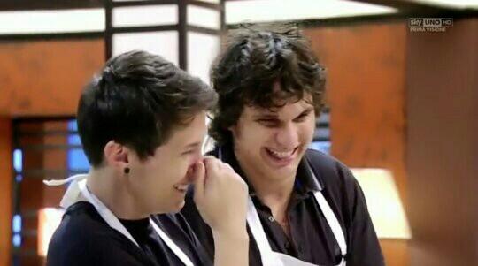 """Michele: """"Mi piacciono altre cose più che Il Gattopardo"""" Joe: """"Tipo?"""" Michele: """"La figa!"""" Valerio: """"Quella piace a tutti"""""""