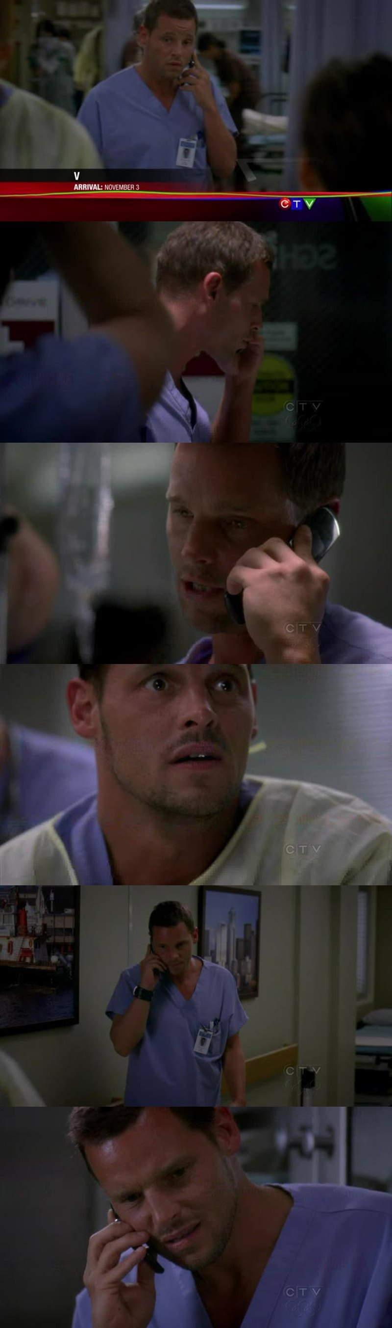 I hate Izzie for what she did to Alex
