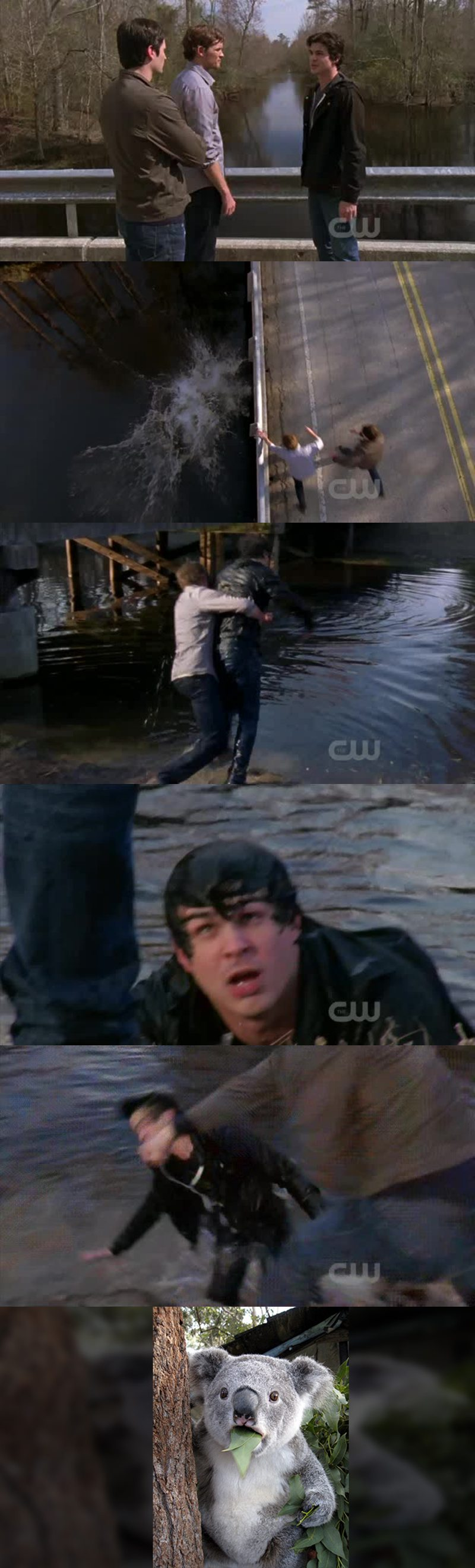 Another step up for S8... It's never too late! The bridge scene was super intense as I didn't think they were literally going to jump Ian in the fricking river! The writing was clever throughout the episode in the relaxed tone that has become a trademark for this season. And congrats to Brooke and Julian, if there was going to be one more pregnancy storyline, I'm glad it's them.