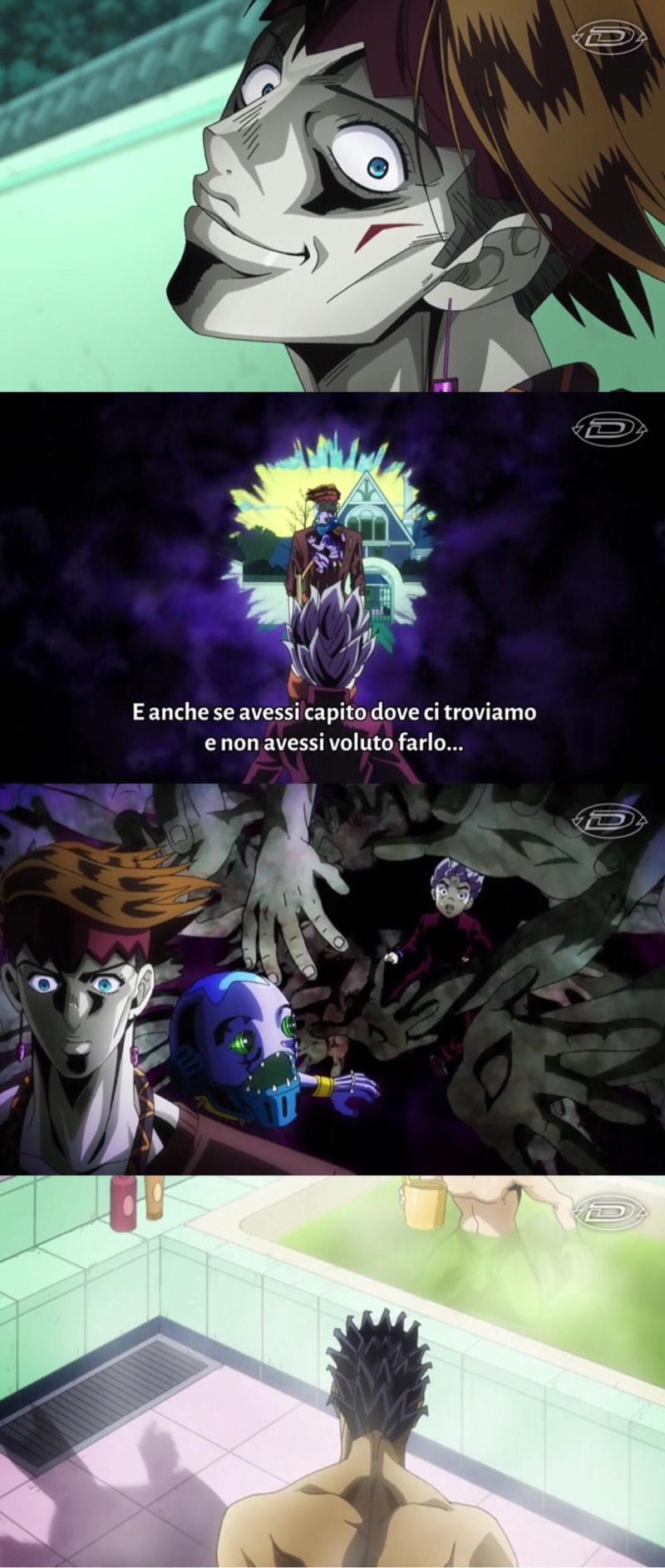 """Rohan è stato praticamente un genio, porcatroia che episodio stupendo! E poi Kira e """"la sua ombra"""" ❤💣"""