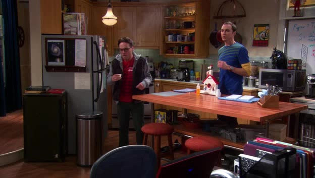 Sheldon is the best