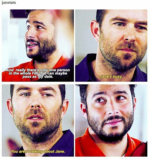 RichDotCom. The first member of #Jeller's fun club. I love this character and I loved this episode. Kurt, wake up. Jane is there for you.. Wake up or you lost her.. #RenewBlindspot