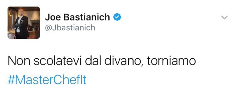 L'italiano di Joe non lo batte nessuno!! 😂😂