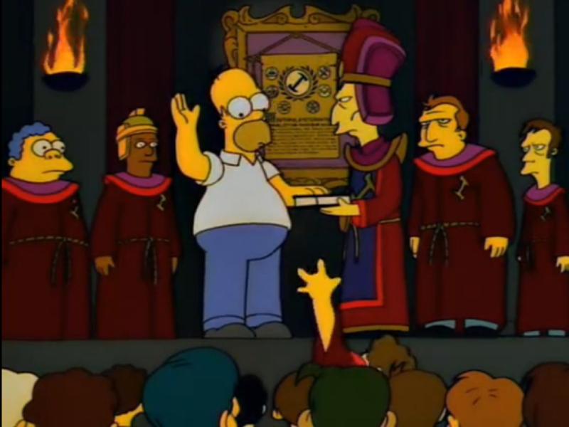 Michele Ghedini e il sacro Ordine dei Tagliastufato