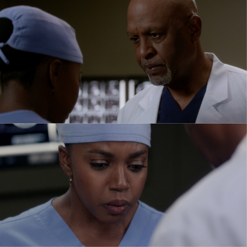 """You lost. It's not your fault you lost. Every good surgeon does. It might be your worst, but it won't be your last."" -Webber ❤️"
