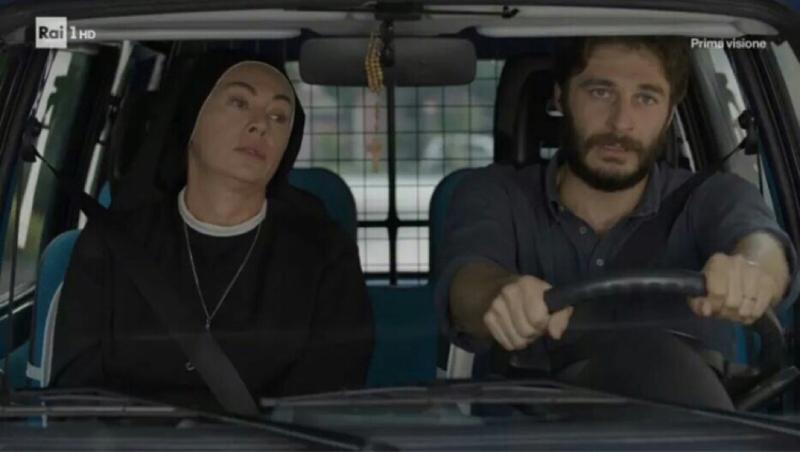 Adoro il personaggio di Nico, ma la squadra Guido-suor Angela è inimitabile. ❤️🔝