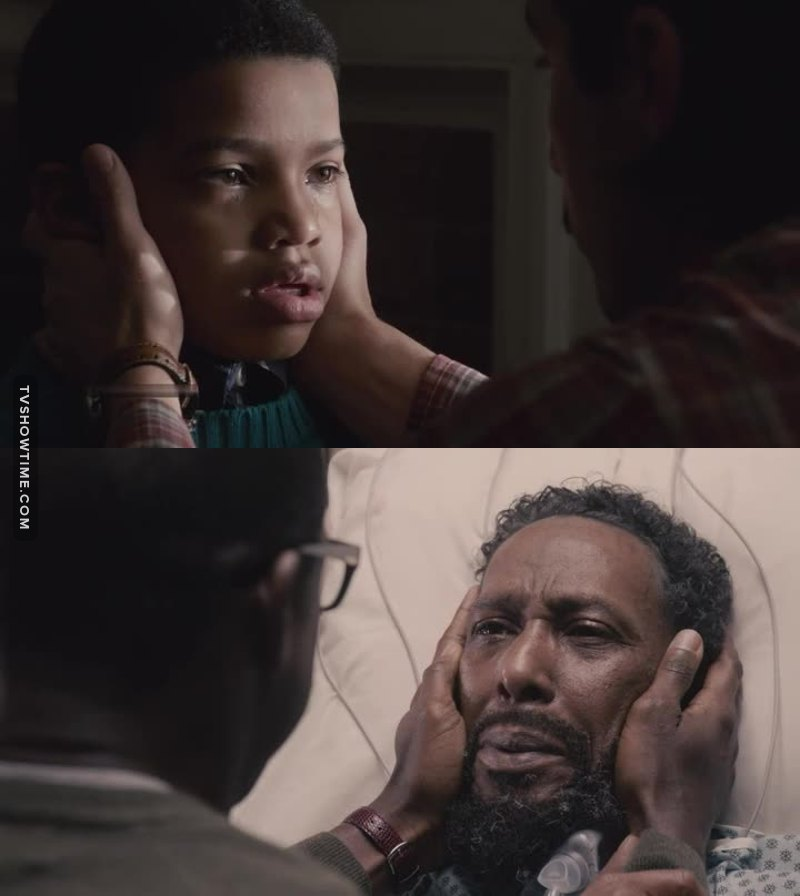 First Kevin, now Randall ...watching the kids acting like their father Jack is so heartbreaking ❤ R.I.P. William 😭❤