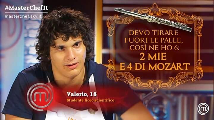 Daje Valerio! 😂😂😂