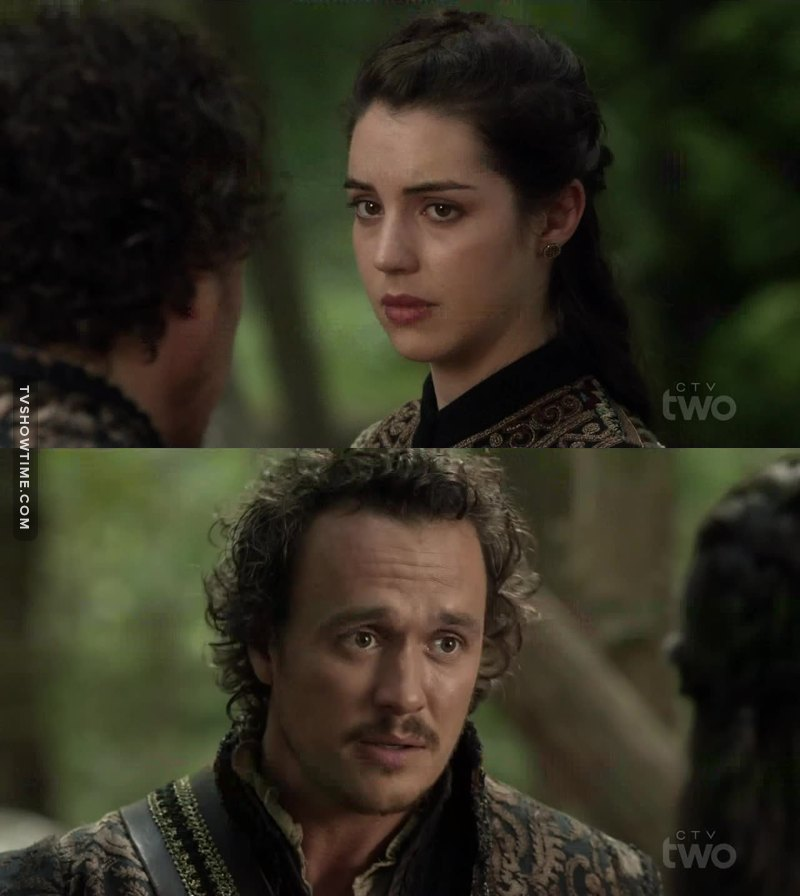 Onestly I like Gideon, he is such a good person. He's trying so hard to save both Mary and Elizabeth, I admire him.