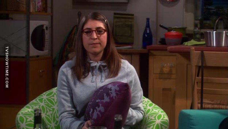 If Sheldon was a girl 😂: