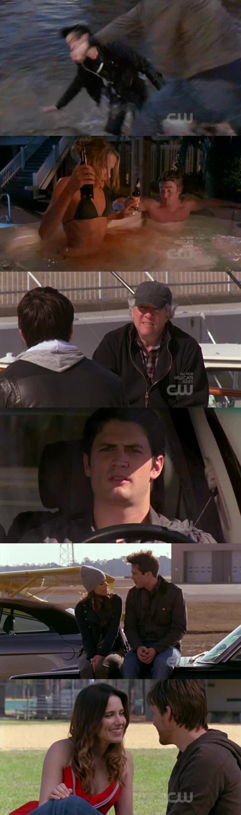 I loved this episode!!!! This is OTH