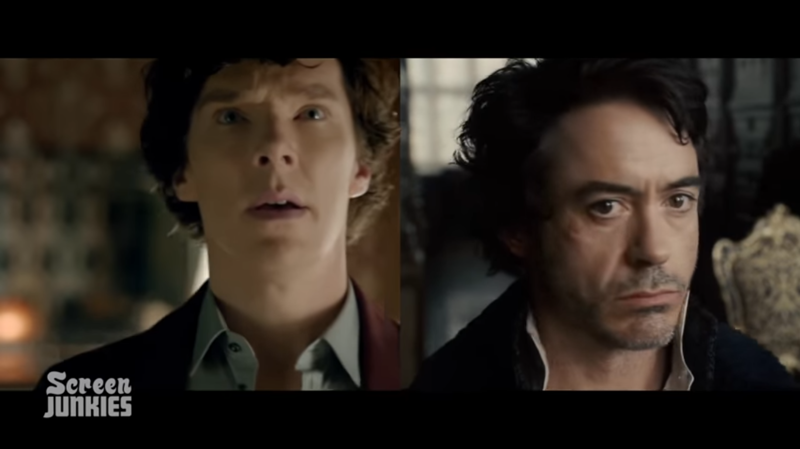 The Similarities between Dr. Strange and Iron Man was hilarious!!