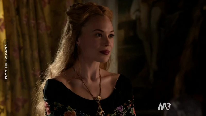 greer appreciation post. honestly, everybody talks about frary and condé and i'm like go greer! 😂