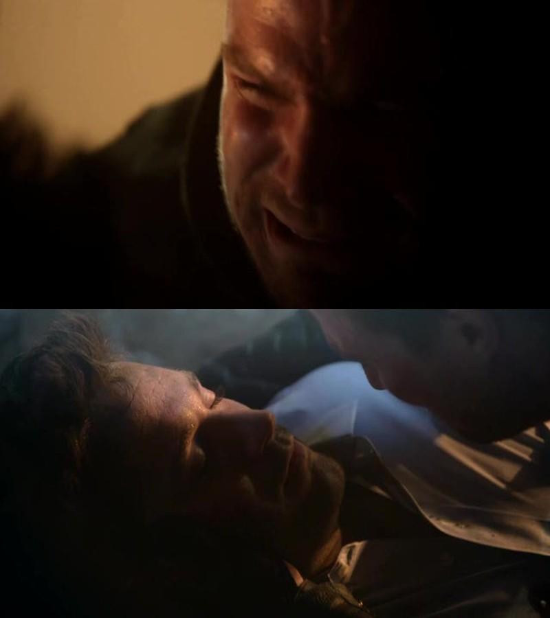 Oh non Tommy !!!! Pourquoi ?!?! C'est horrible, la scène de réconciliation et d'adieu entre lui et Oliver a réussi à me faire pleurer ! Je suis sous le choc ....