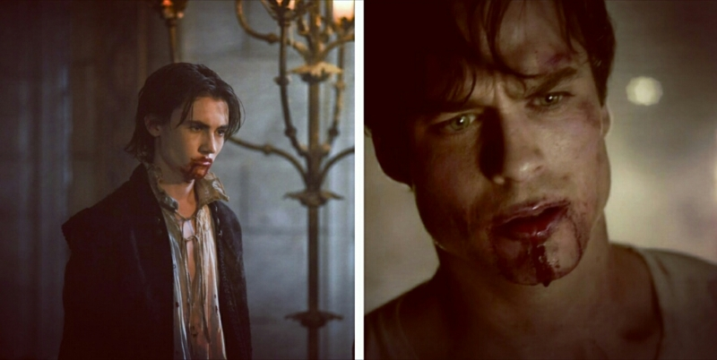 When Reign meets The Vampire Diaries 😂😂
