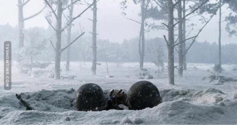 I like this scene ❄️