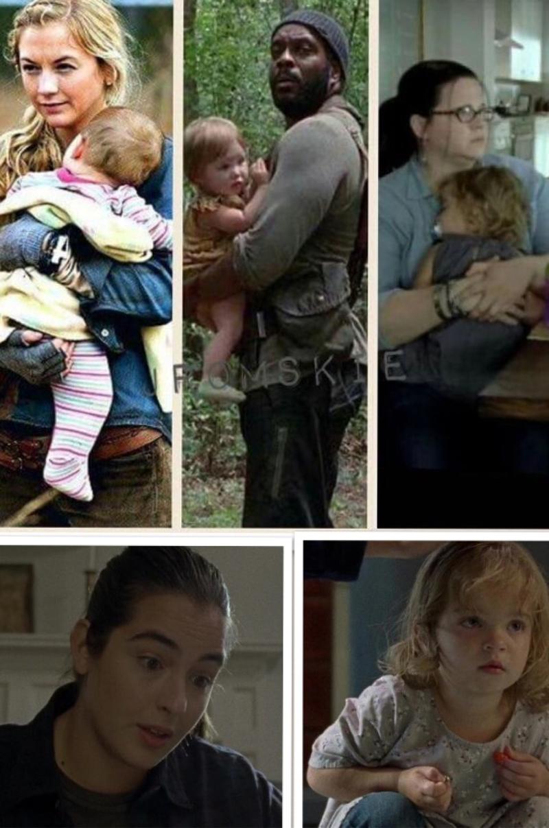Attention Tara, s'occuper de Judith est un métier très dangereux ..😅😅