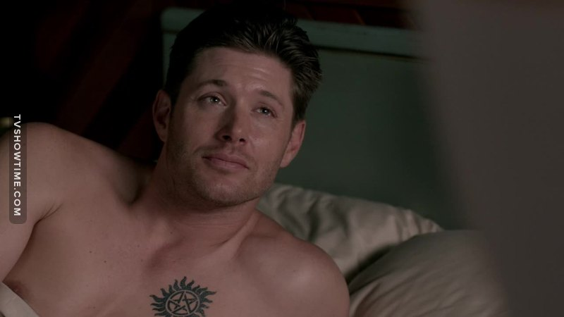 Dean's hair is AMAZING!