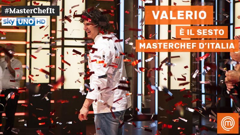 Vittoria sicuramente STRA meritata per Valerio!