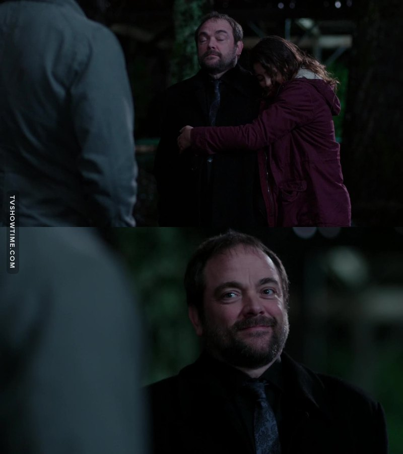THEY FINALLY SAID THANKS TO CROWLEY. I REPEAT. THEY FINALLY SAID THANKS TO CROWLEY.   (YOU GOTTA LOVE CROWLEY)