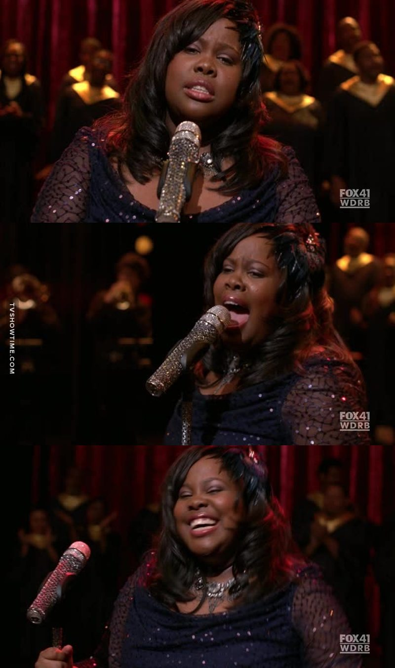 Queen Diva  Vocal Power Everything Mercedes Jones