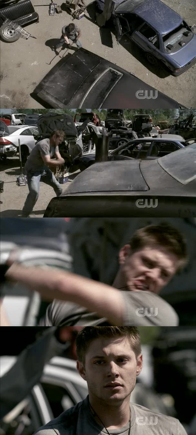 How to know when Dean is really not okay :(