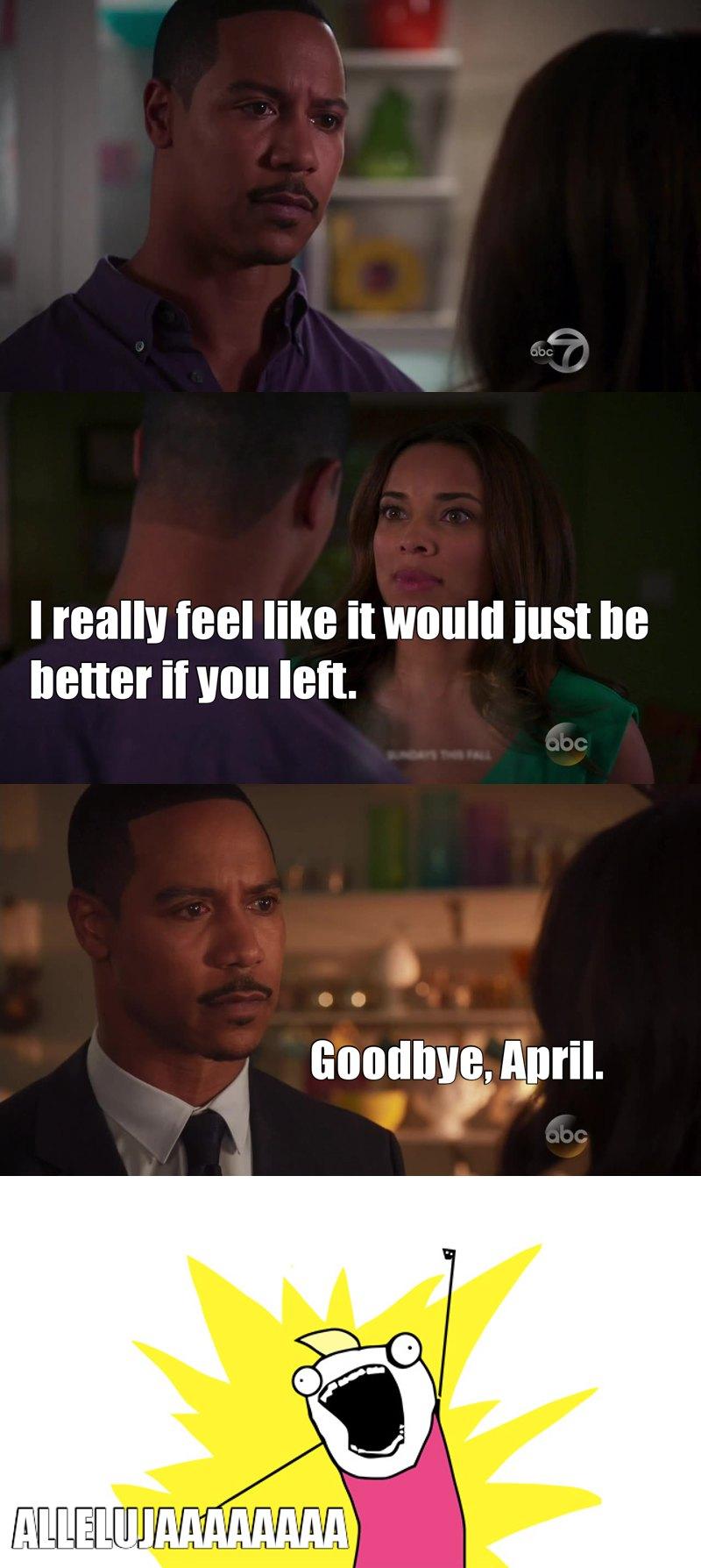 Bye bye Blair!