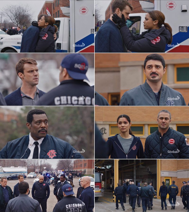 Amazing episode!! I was at the edge of my seat the whole time! I'm glad my babies got out ok, love this team so much! ♥
