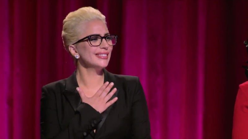 Can Gaga be a guest-judge on every episode? She was soooo sweet and you can tell she really was honored and happy to be there! ♥