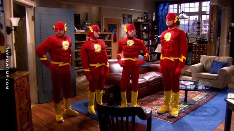 the flash season 2 😂