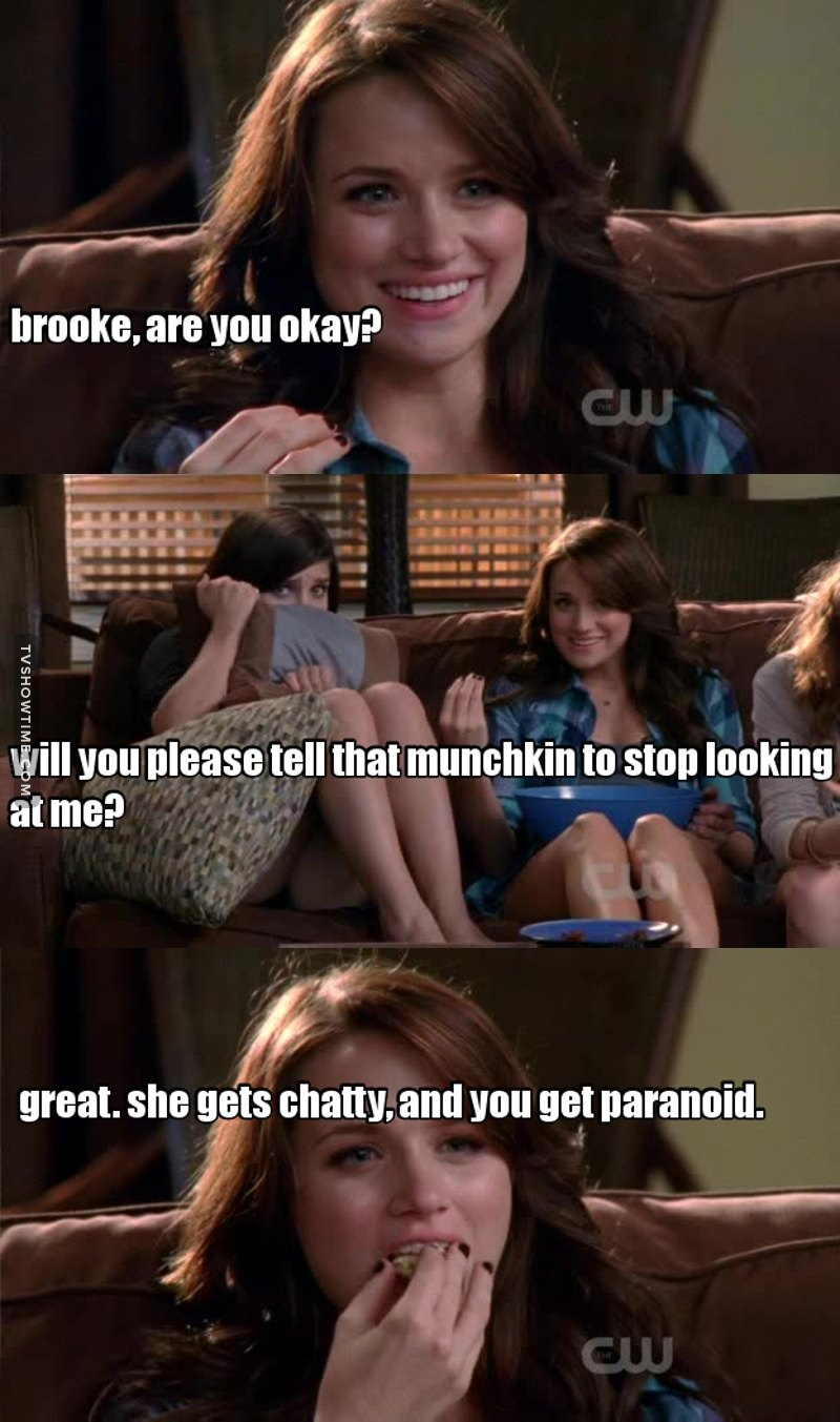 Best moment ever LOOOL #luvUBrooke 😂