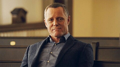 This man is strong, reliable, devoted, and compassionate. Hank Voight is everything the #ChicagoPD family embodies!   He really went above and beyond!! What an ending!😍💛💚👏🖒