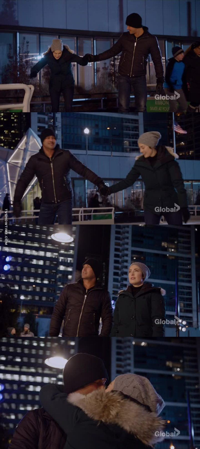 They make such a cute couple, so good to see Severide happy ❤