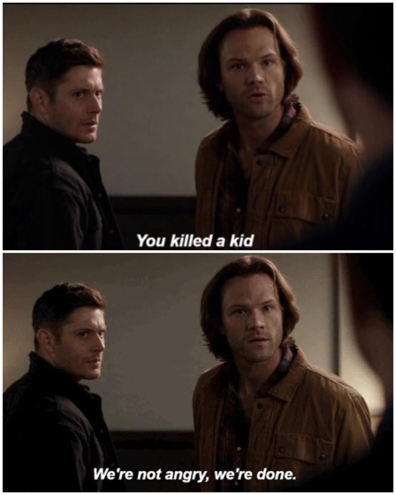 Yeah...Preach it Sam!