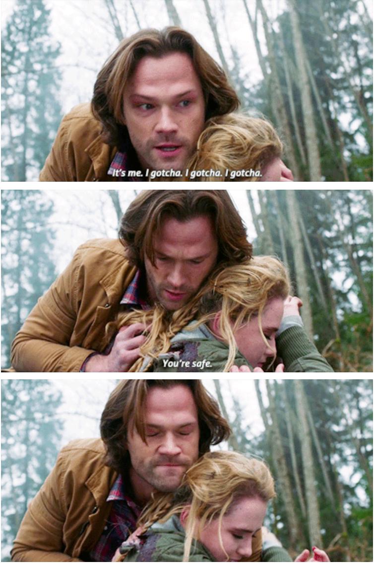 Protective big bro ☺️🤗