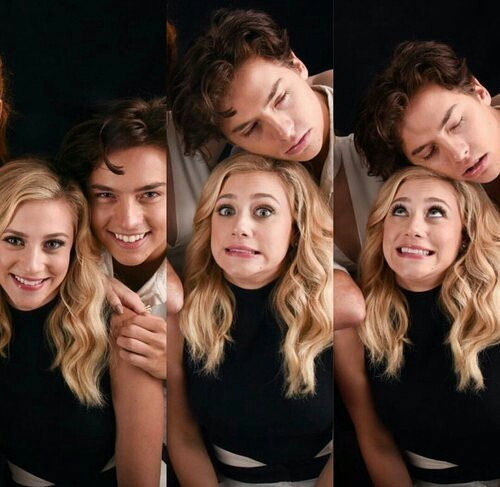 Just smile and let it all go💓💓 #bughead