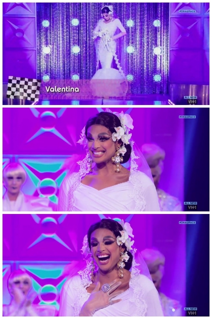 Valentina was flawless tonight. She deserved this win.