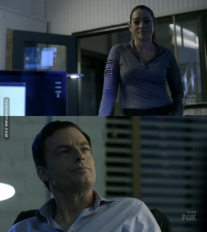 """""""Well, at least we know you're not the only one obsessed with you!"""" -- Murphy"""