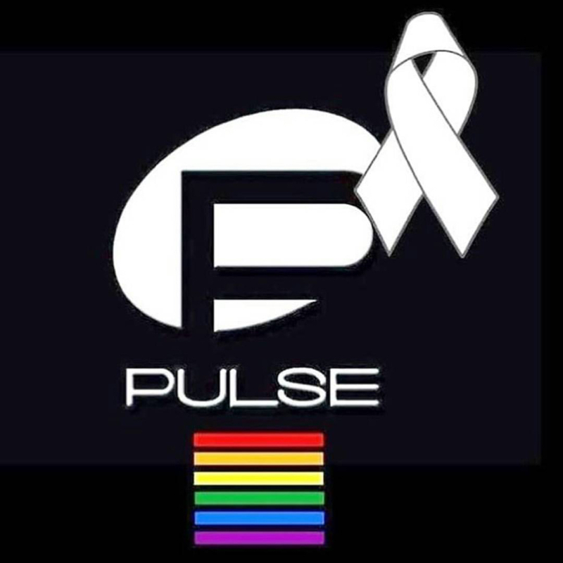 R.I.P to all the victims at Pulse - still breaks my heart.  ❤️💛💚💙💜