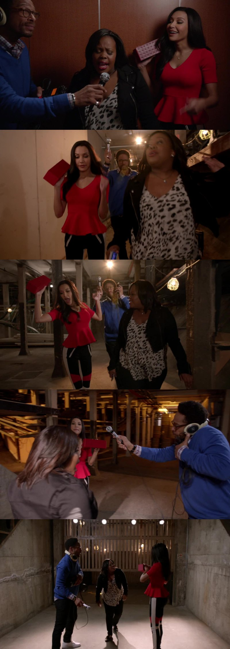 The best moment of this episode :