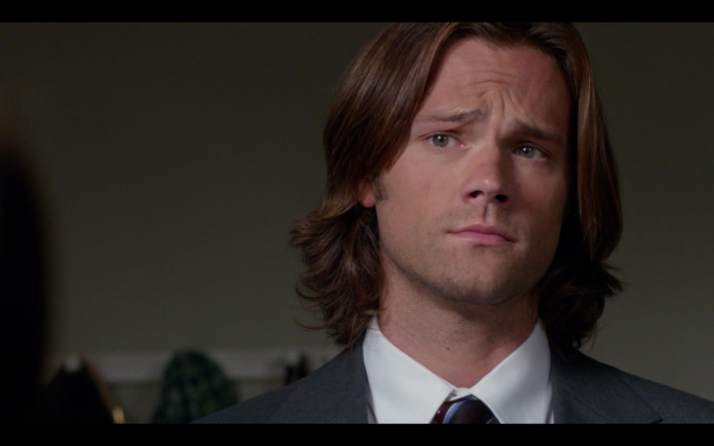When Sam's got better hair than you